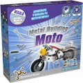 Juguete SCIENCE4YOU Metal Building Moto