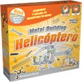 Juguete SCIENCE4YOU Metal Building Helicóptero