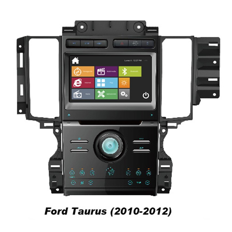 Autoradio DVD NAVISSON FORD TAURUS NV-FRD012V10
