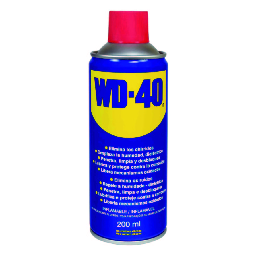 Multiusos spray WD-40 200 ml