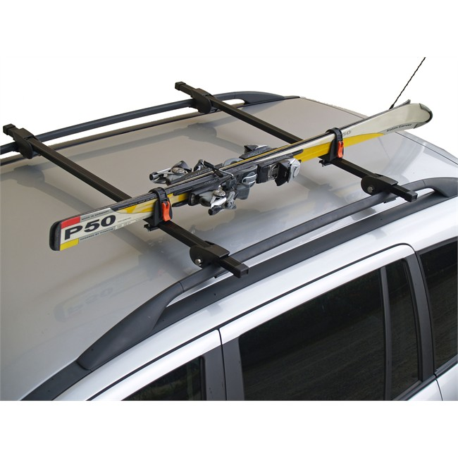 Portaesqu 237 S Para Barras De Techo Menabo Ski Rack Para 1