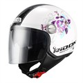 Casco Moto Jet NZI Capital Duo Bloom S