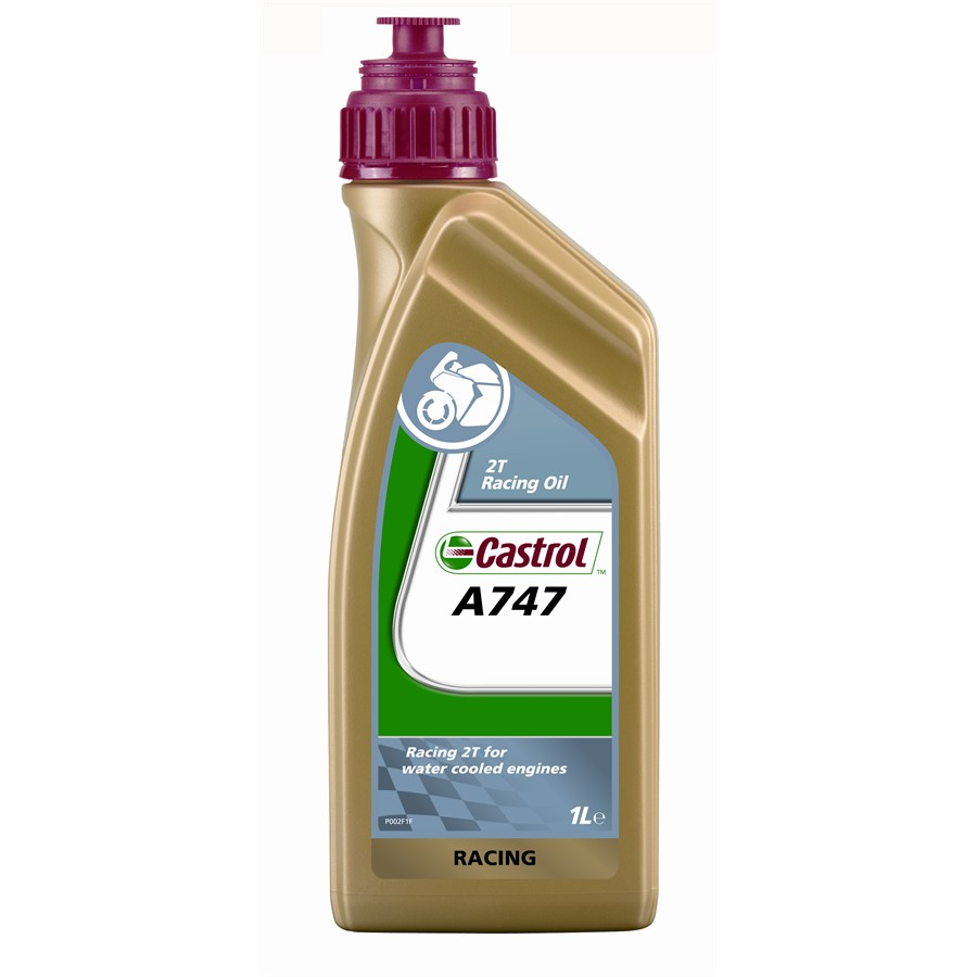 Aceite CASTROL A747 Racing 1 L