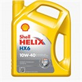 Aceite motor SHELL Helix HX6 10W40 5L