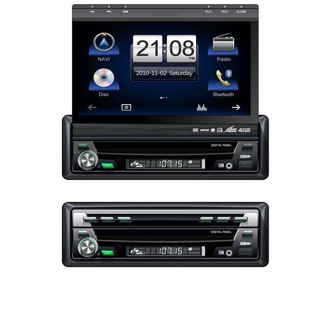 autoradio speed sound indash30gps. Black Bedroom Furniture Sets. Home Design Ideas