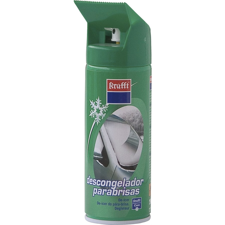 Descongelador parabrisas Krafft  200ml