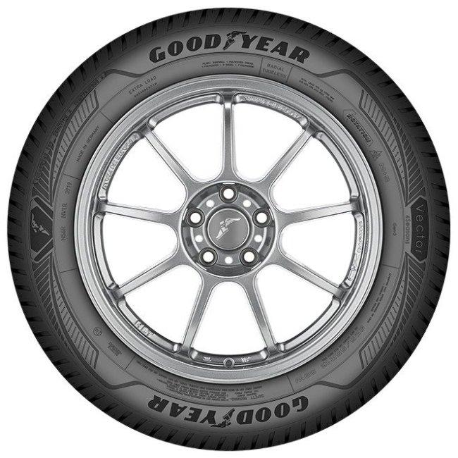 Neumático - Turismo - VECTOR 4SEASONS GEN-3 - Goodyear - 215-60-17-100-H