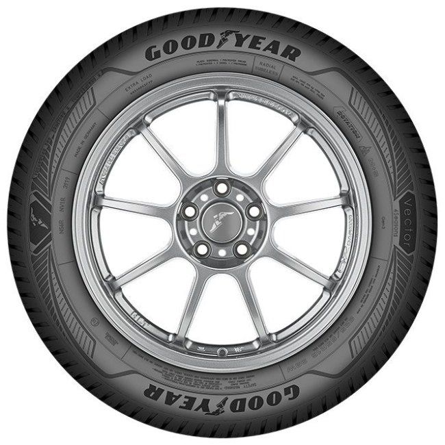 Neumático - Turismo - VECTOR 4SEASONS GEN-3 - Goodyear - 235-55-17-99-H