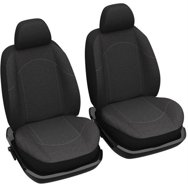 Juego de fundas universales 2 asientos delanteros norauto sof a talla 1 - Fundas para asientos de coches ...