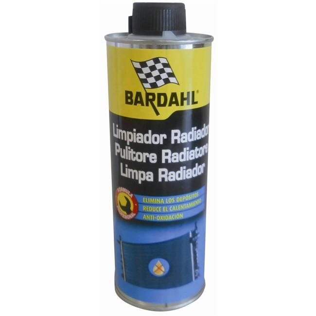 Bardahl limpiador radiador 500ml for Limpia caudalimetros norauto