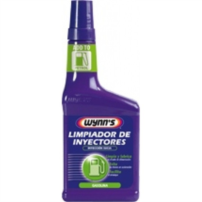 Limpia inyectores gasolina wynn 39 s 325ml for Limpia caudalimetros norauto