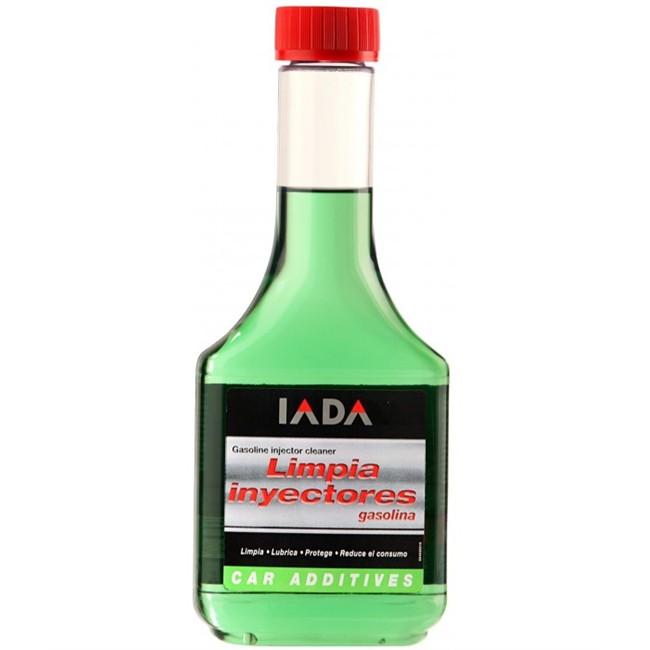 Iada limpia inyectores 300ml for Limpia caudalimetros norauto