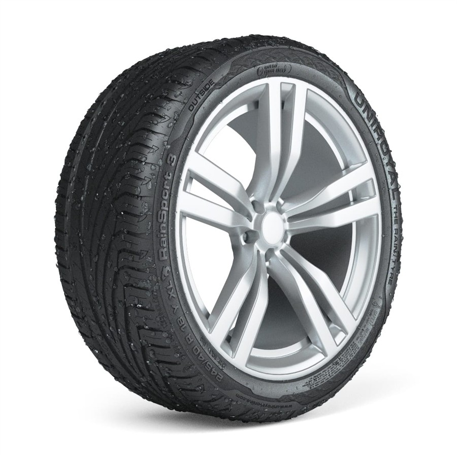 Neumático UNIROYAL RAINSPORT 3 195/55 R15 85 V