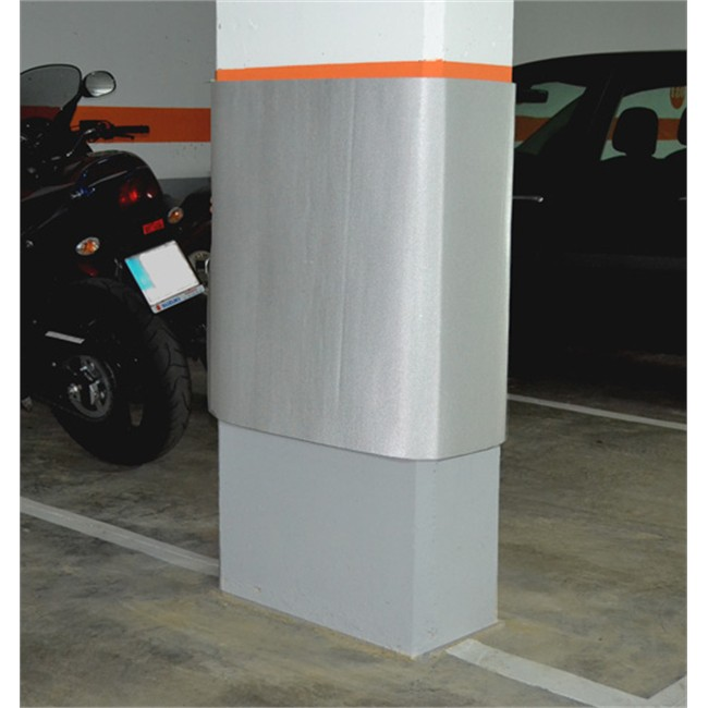 Protector columna parking for Protector parking carrefour