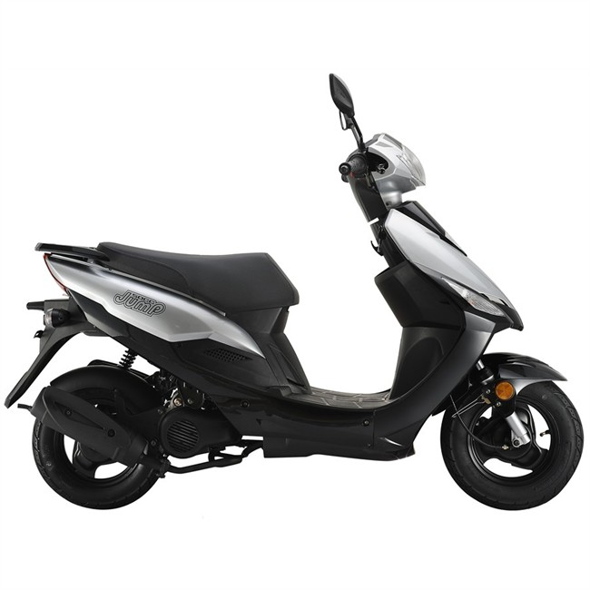 scooter ride 50cc jump plata. Black Bedroom Furniture Sets. Home Design Ideas